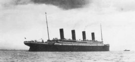 Real Titanic pictures and photos
