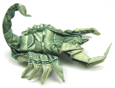 One Dollar Scorpion