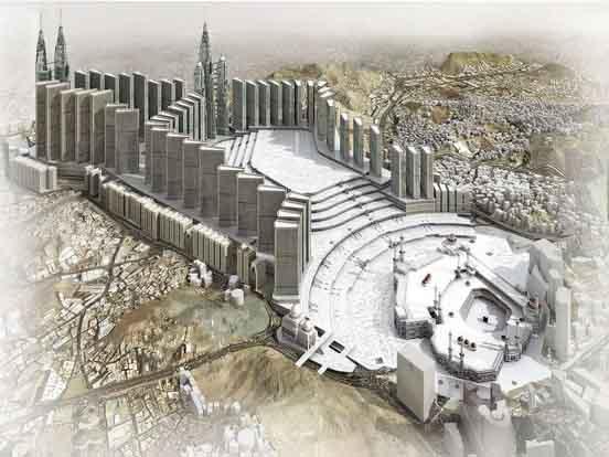 mecca in future