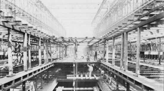 titanic structure