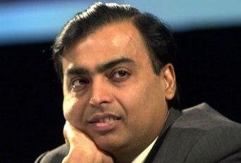 Mumbai Indians owner - Mukesh Ambani