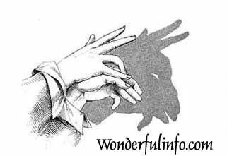 Finger Art Goat