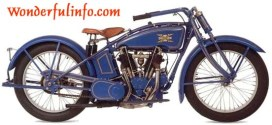 Photos of Historical Motorcycles