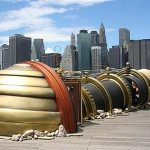 Telectroscope Connects New York & London