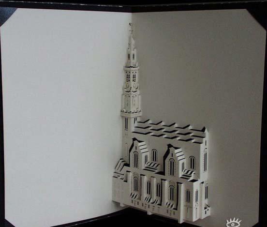 Cut Paper Art 04