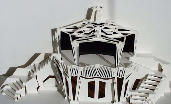 Cut Paper Art 05