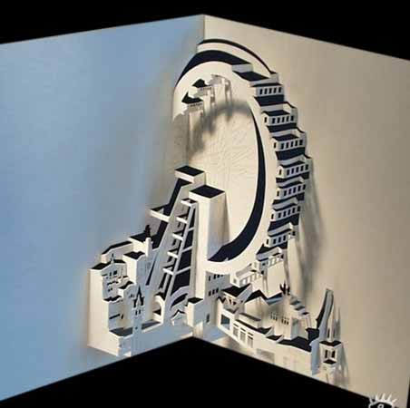 Cut Paper Art 15