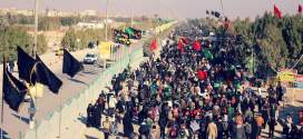 Arbaeen Walk 1441 from Karbala