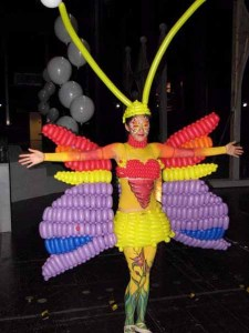 Balloon Fashion Show Pic-09