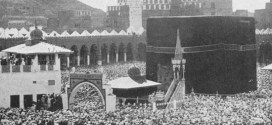 Rare Old Photos of Mecca during Hajj