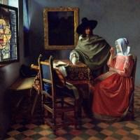 Appuntamenti con l'arte. Terza puntata: Jan Vermeer - Bicchiere di vino