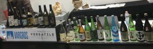 saké in degustazione
