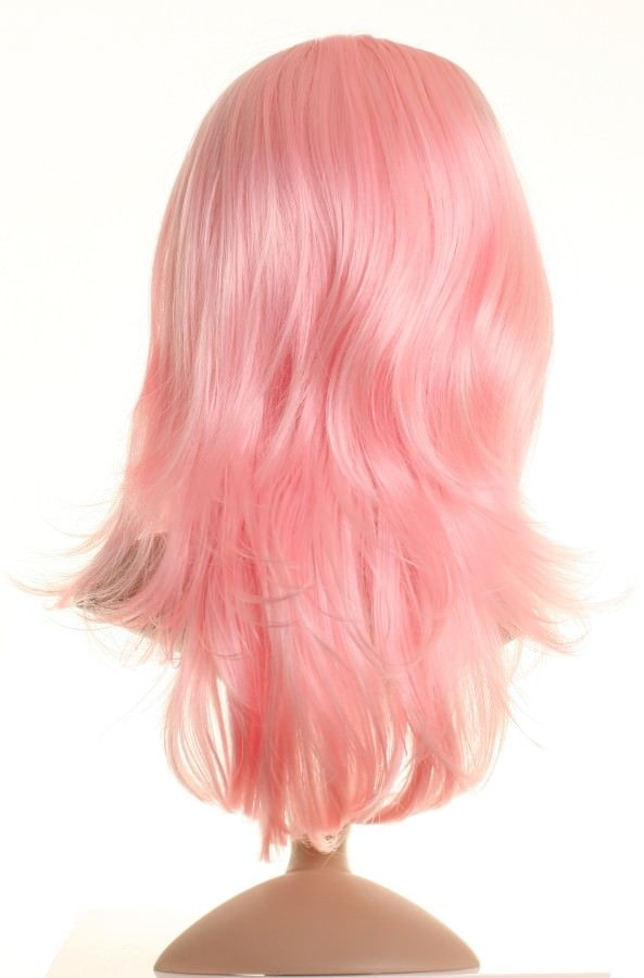 Long Pink Wig Beautiful Long Pink Wigs Buy Online UK
