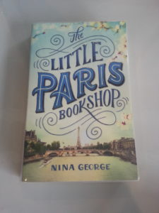 Paperback The Little Paris Bookshop by Nina George