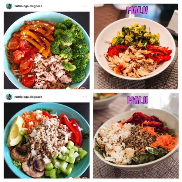 Malukah Instagram Food Challenge