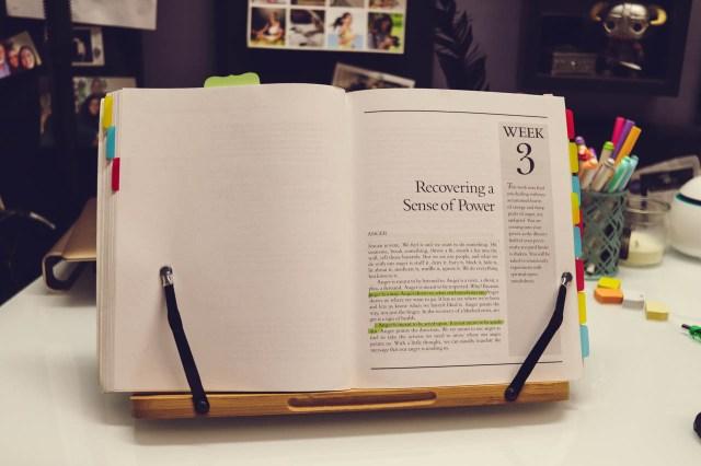 Artist's Way Book Stand