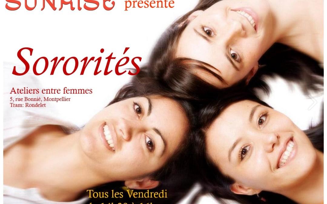 Atelier au féminin: Sororités