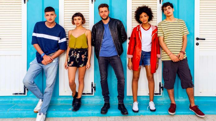 Summertime, intervista al cast della nuova serie italiana su Netflix