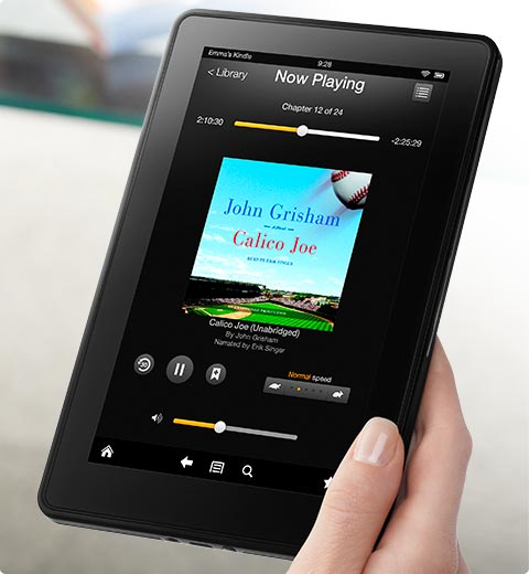 Immersion Reading on Kindle – When You Need Some Extra Focus