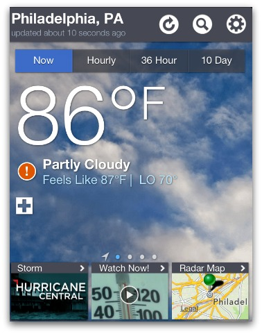 Your 6 Best Weather Apps and Websites