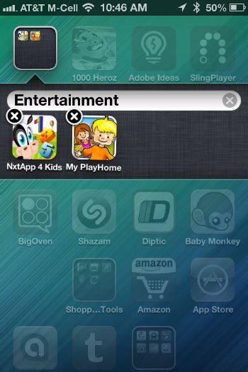 How to Create App Folders for Your iPhone and iPad