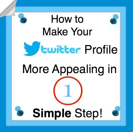 Twitter Profile Pin Tweet