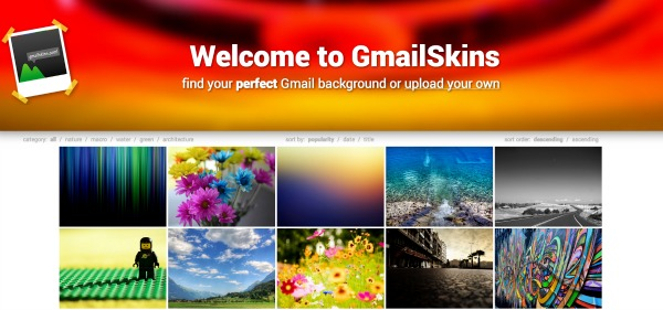 How to Personalize Your Gmail with Themes!