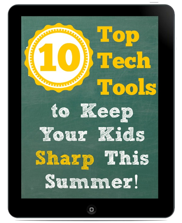 Tech Tools for Kids Education