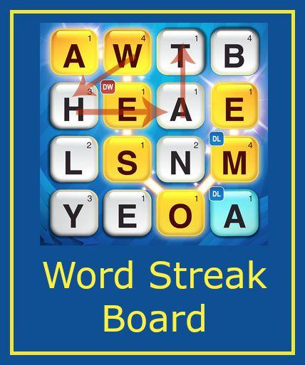 Word Streak – Spend Your Next 2 Minutes Having Fun!