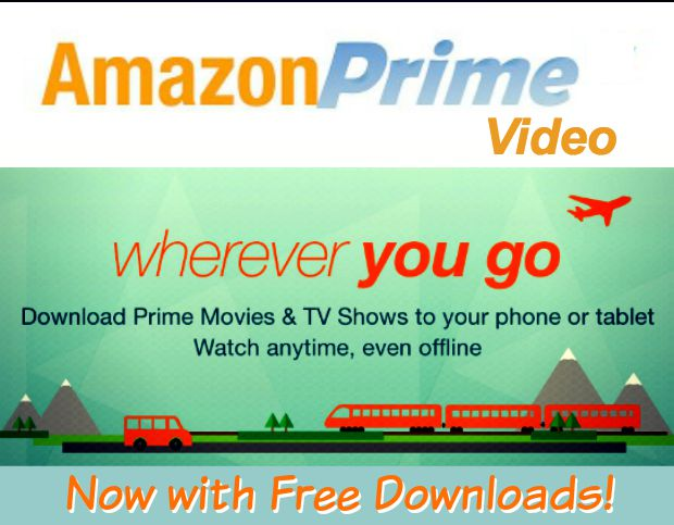amazon prime video download free online