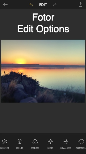Fotor – Photo Editing Made Easy