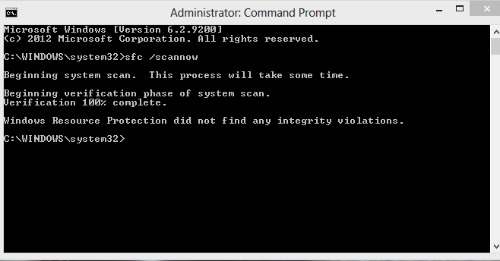 Microsoft Computer Scan