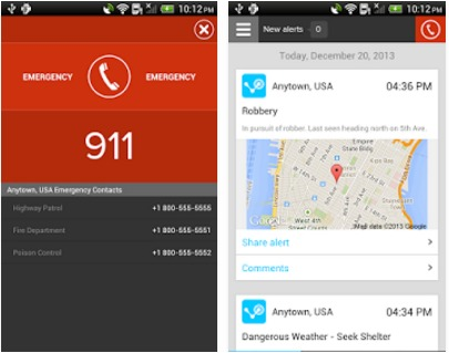 10 Disaster Apps That Could Save Your Life [Infographic]