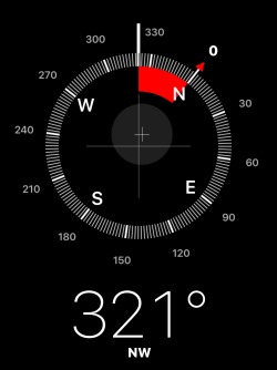 Becoming Phill) Compass level app iphone