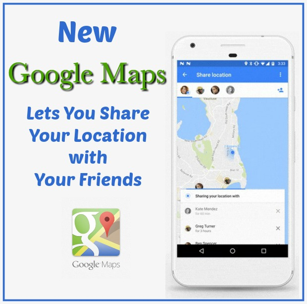 New Google Maps Tool Lets You Share Your Location with Your ... on google location app, google address location, google maps history, my current location, google maps example, google compound, google maps listing, google my location, find current location, google latitude history view, google location pin, google maps icon, google location finder, google marker, google location icon, google maps funny, marketing location, find ip address location, google car location, google products,