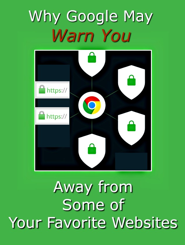 Chrome HTTP Warning