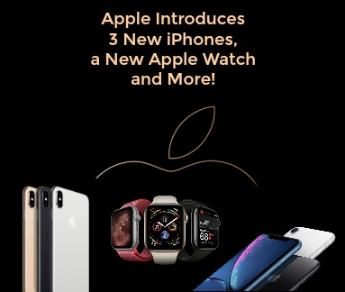 Apple Watch and iPhone Event 2018