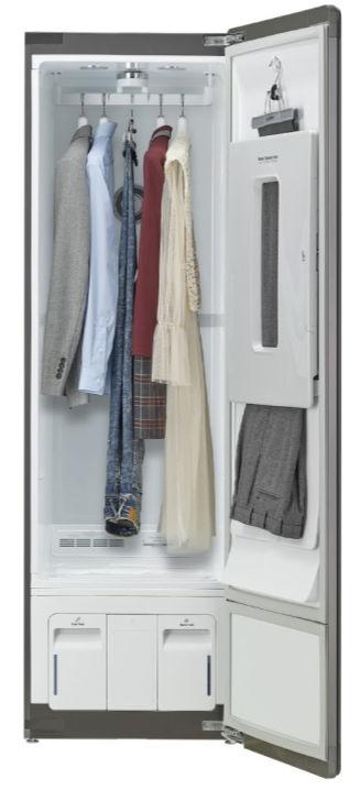 LG Smart Styler Laundry Closet
