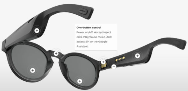 Bose Frames Siri Google Assistant
