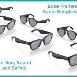 Bose Frames Audio Sunglasses for Sun, Sound and Safety