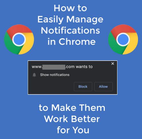 Block Chrome Notifications