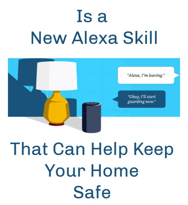 Amazon Skill Alexa Guard