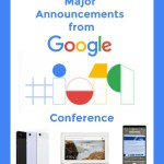 Google's Major Announcements from Its 2019 I/O Conference