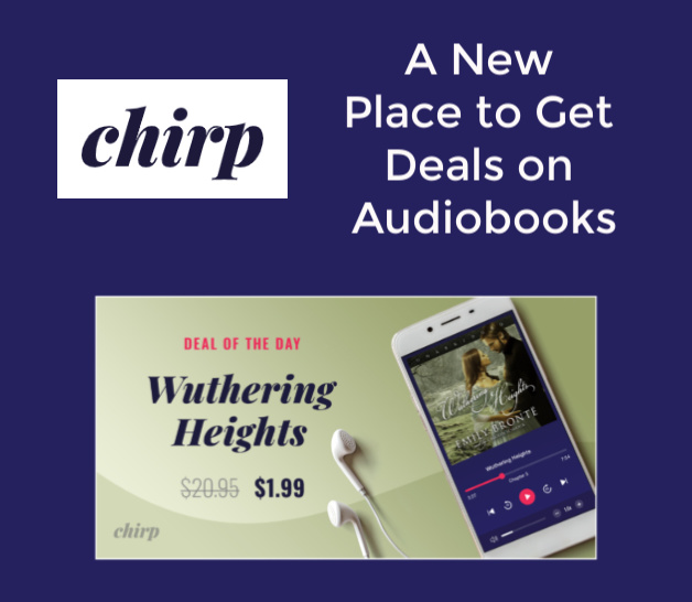 Chirp Audiobooks Deals