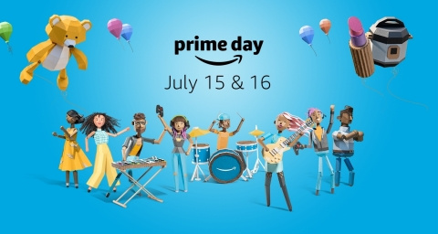 Deals for Amazon Prime Day 2019