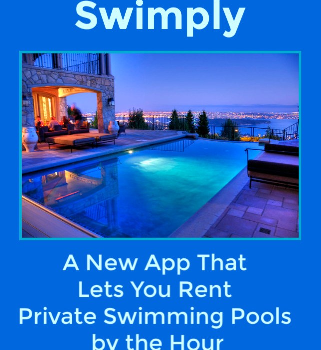 Swimply app review
