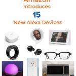 Amazon Introduces 15 New Alexa Devices