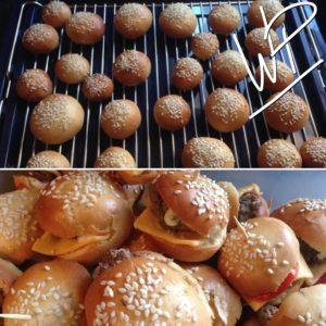 Mini Cheeseburgers Wonderpétasse