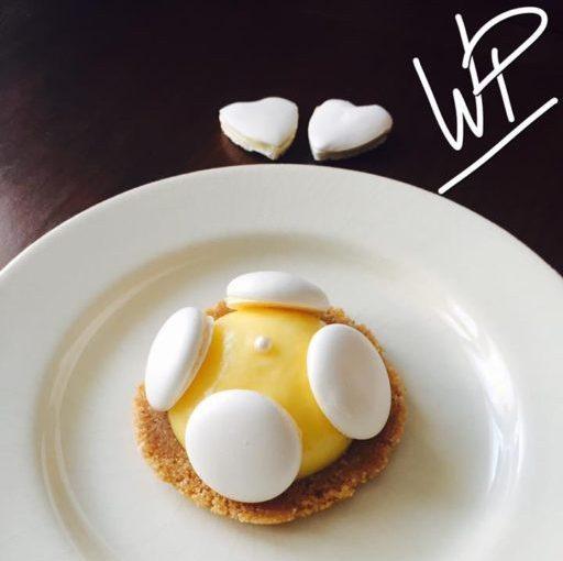 La tarte au citron comme Vincent GUERLAIS au Companion