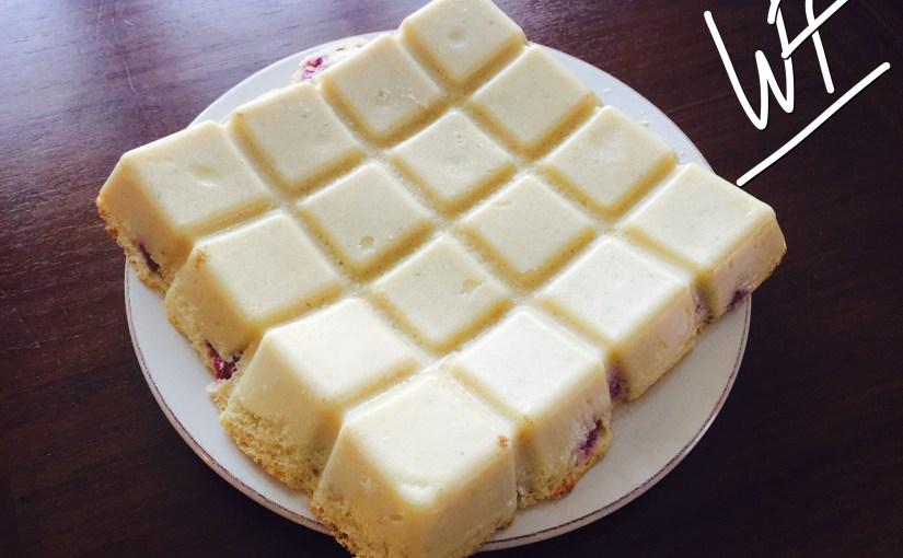 Gâteau magique à la framboise (avec ou sans Companion)